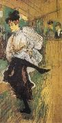 Jan Avril Dancing Henri de toulouse-lautrec